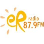 Logo da emissora Radio eR 87.9 FM