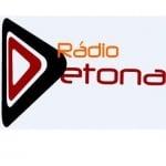 Logo da emissora Rádio Detona