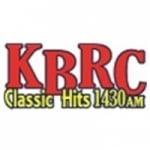 Logo da emissora Radio KBRC 1430 AM