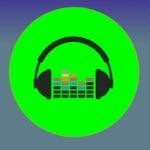 Logo da emissora Rádio Music and Friends