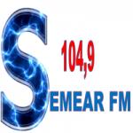 Logo da emissora Rádio Semear FM Campos