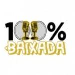 Logo da emissora Webrádio 100% Baixada