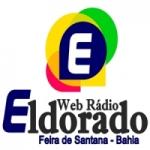 Logo da emissora Rádio Eldorado 99.5 FM