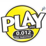 Logo da emissora Rádio Play FM