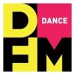 Logo da emissora Radio DFM 101.2 FM