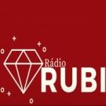 Logo da emissora Super Rádio Rubi