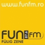 Logo da emissora Fun 87.6 FM