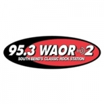 Logo da emissora WAOR HD2 95.3 FM