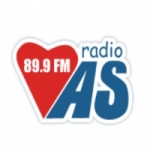 Logo da emissora Radio AS Suceava 89.9 FM