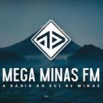 Logo da emissora Rádio Mega Minas FM