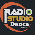 Logo da emissora Rádio Studio Dance