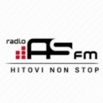 Logo da emissora Radio AS 95.8 FM