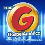 Logo da emissora Rádio Gospel América FM