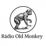 Logo da emissora Rádio Old Monkey