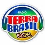 Logo da emissora Rádio Terra Brasil Gospel