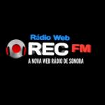 Logo da emissora Rádio REC FM