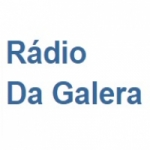Logo da emissora Rádio Da Galera