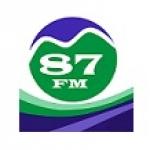 Logo da emissora Rádio Paz 87.9 FM