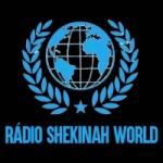 Logo da emissora Rádio Shekinah World