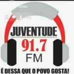 Logo da emissora Rádio Juventude FM