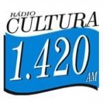 Logo da emissora Rádio Cultura 106.9 FM