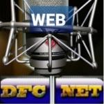 Logo da emissora Web Rádio DFC Net