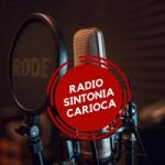Logo da emissora Rádio Sintonia Carioca