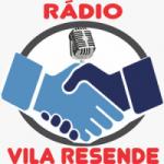 Logo da emissora Rádio Vila Resende
