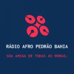 Logo da emissora Rádio Afro De Pedrão Bahia