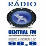 Logo da emissora Rádio Central FM