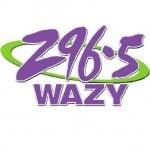 Logo da emissora Radio WAZY Z 96.5 FM