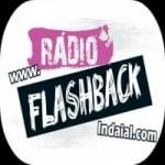 Logo da emissora Web Rádio Flashback Indaial
