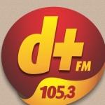 Logo da emissora Rádio Demais 96.3 FM