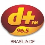Logo da emissora Rádio Demais FM