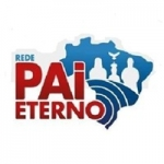 Logo da emissora Rádio Pai Eterno 103.7 FM