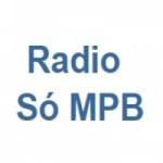 Logo da emissora Radio Só MPB