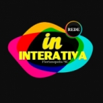 Logo da emissora Rede Interativa 107.5 FM