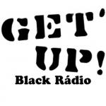 Logo da emissora Getup Black Rádio