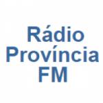 Logo da emissora Rádio Província FM