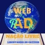 Logo da emissora Rádio AD Nação Livre