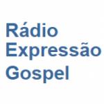 Logo da emissora Rádio Expressão Gospel