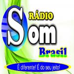 Logo da emissora Rádio Web Som Brasil
