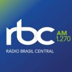 Logo da emissora Rádio RBC Brasil Central AM 1270