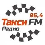 Logo da emissora Radio Taxi 96.4 FM