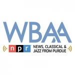 Logo da emissora Radio WBAA Classical 101.3 FM