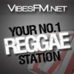 Logo da emissora Vibes FM Radio