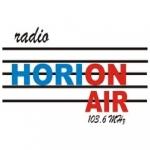 Logo da emissora Radio Horion 103.6 FM