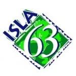 Logo da emissora Rádio Isla 630 AM