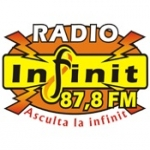 Logo da emissora Radio Infinit 87.8 FM