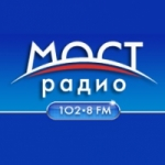 Logo da emissora Most Radio 102.8 FM